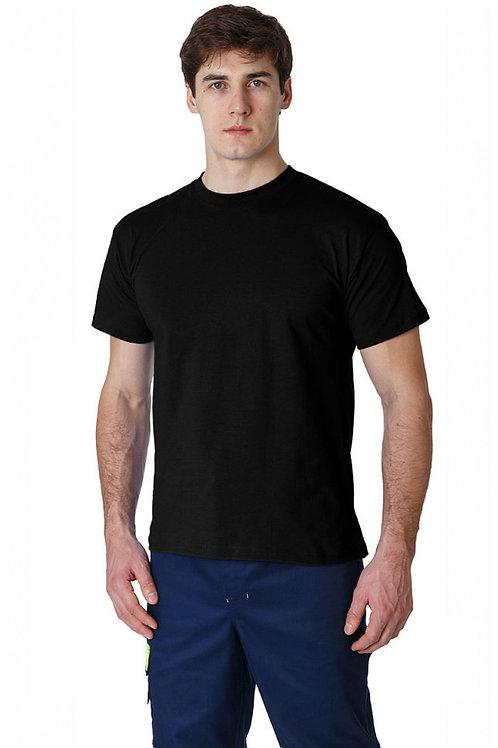 Футболка (тк.Трикотаж,160), черный