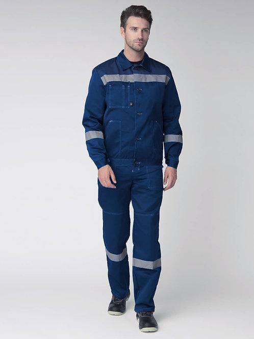 Костюм Легион-2 СОП (тк.Смесовая,210) п/к, т.синий