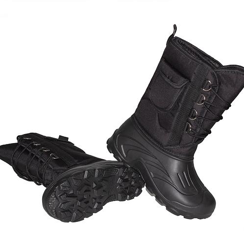 Сапоги мужские Дутые ЭВА Аляска Барс (арт.Д-014), черный