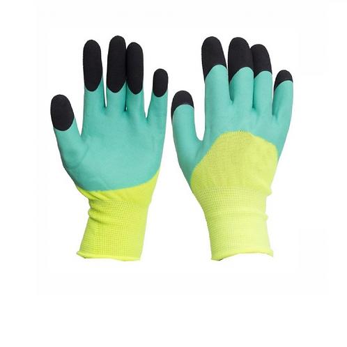 -легкие трикотажные перчатки из нейлона -прочные, износостойкие, обеспечивают пр
