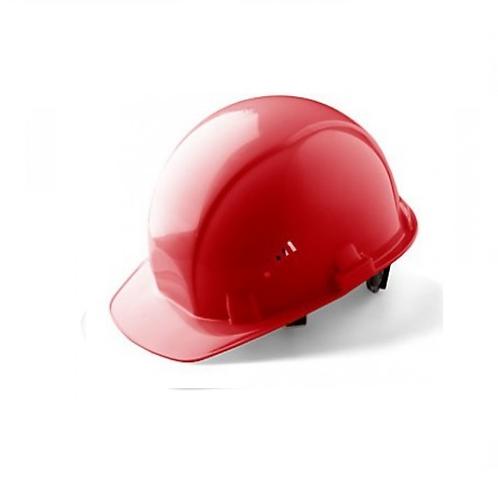 Каска РОСОМЗ™ СОМЗ-55 Фаворит RAPID (с храповиком), красный 75716