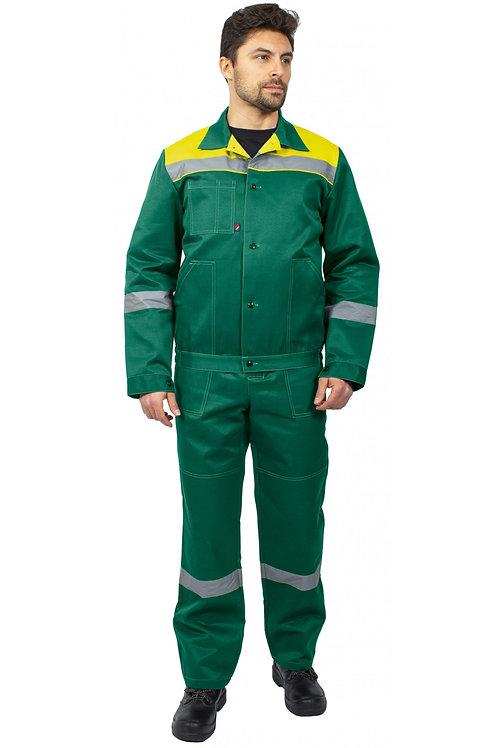 Костюм Легион-1 СОП (зеленый/желтый)