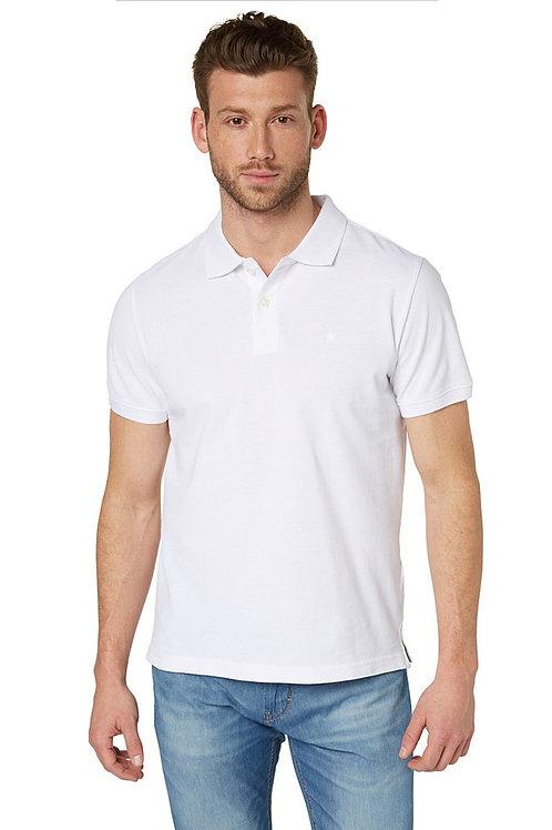 Рубашка-Поло (тк.Трикотаж,205), белый
