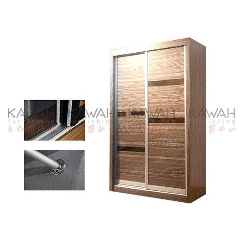 Jadon Designer Modular Wardrobe 5ft