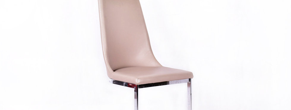X_DC0026 Leather Dining Chair