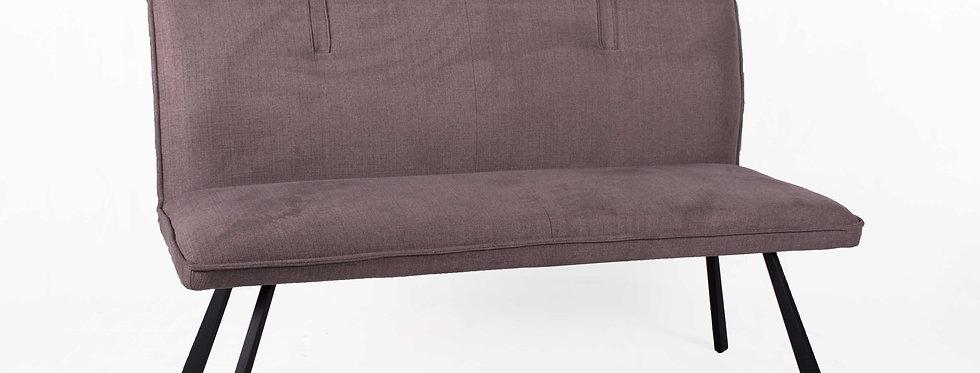 X_DC0033 Fabric Long Bench Dining Chair