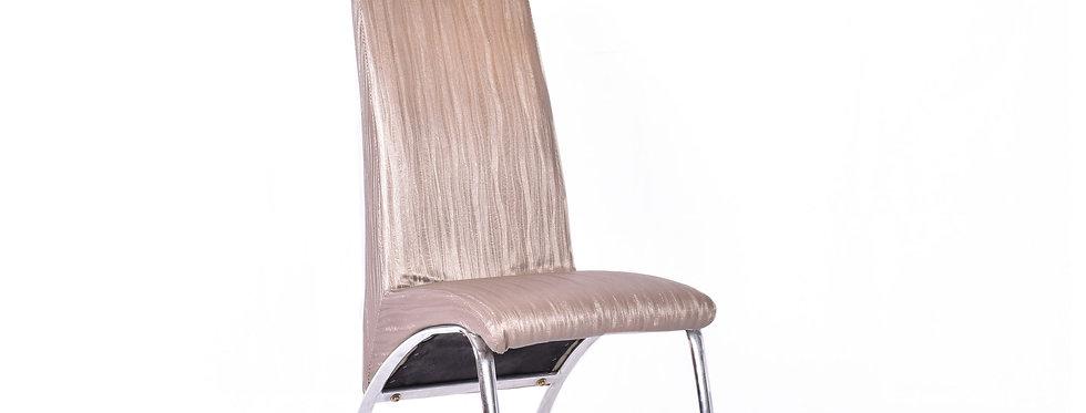X_DC006 Designer Dining Chair Brown