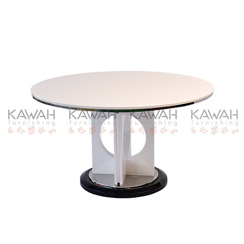 Lucia Marble Dining Table