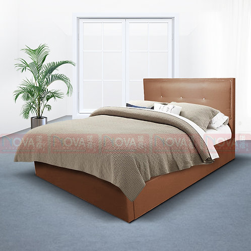 Kramer Queen Size Storage Bedframe