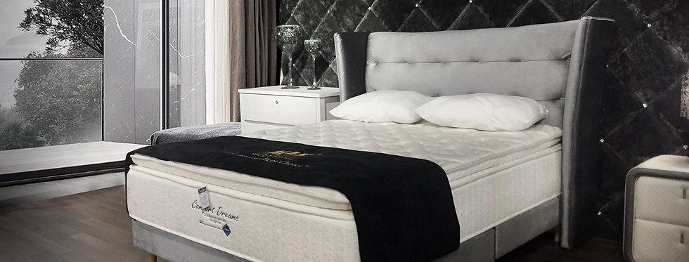 Jess Divan Queen Size Bed Frame