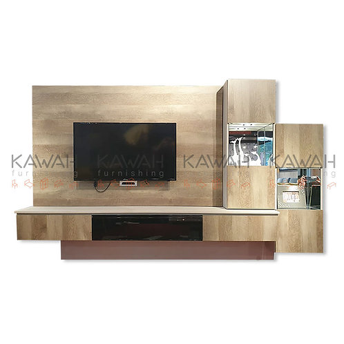 Kerry Designer TV Wall Feature