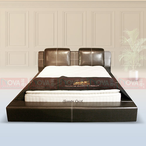 Comane Queen Size Platform Bed