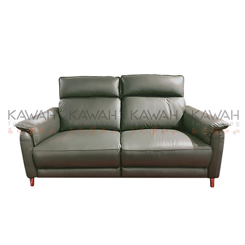 Foreman Full Leather Sofa