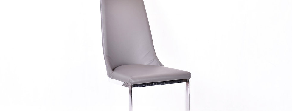 X_DC0027 Leather Dining Chair