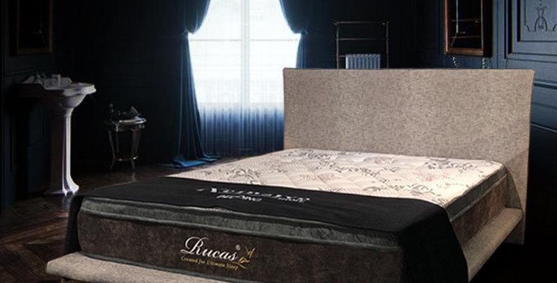 Mariano Divan Queen Size Bed Frame