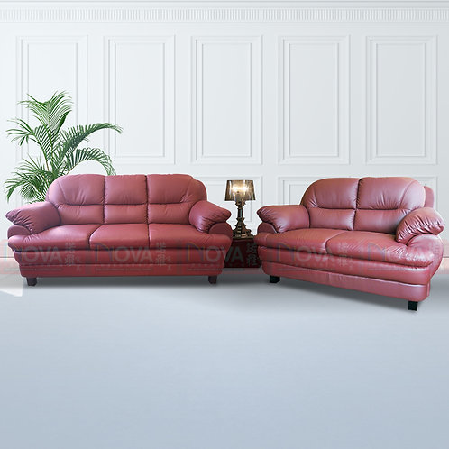 Harbow Leather Sofa 3+2 Set