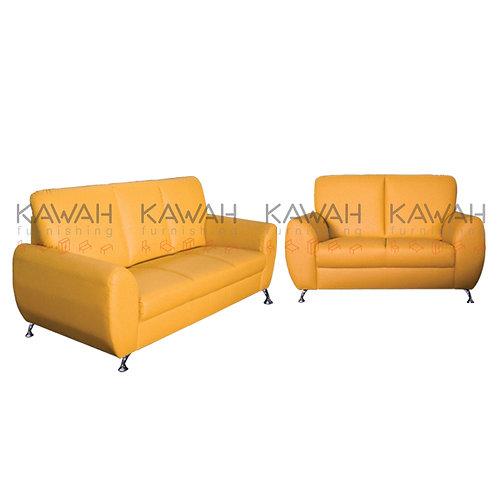 Honeysuckles Nano Leather 3+2 Sofa