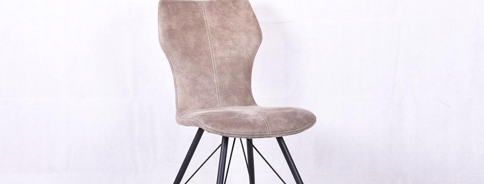 X_DC002 Designer Dining Chair Gold