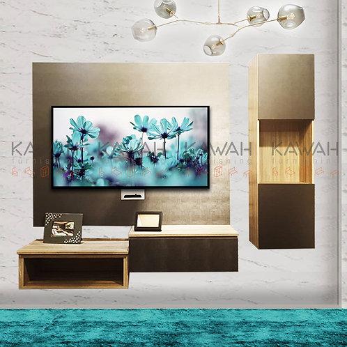 Joan Designer TV Wall Feature