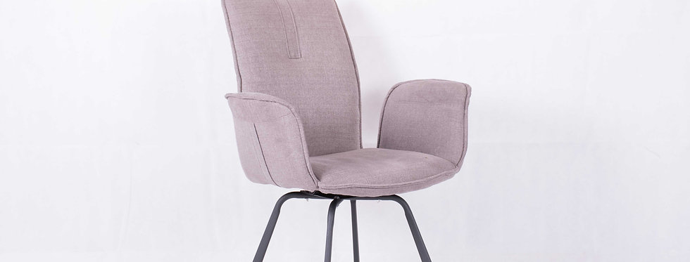 X_DC0022 Fabric Dining Chair