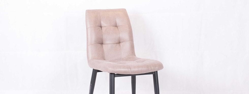 X_DC0011 Designer Dining Chair Light Grey