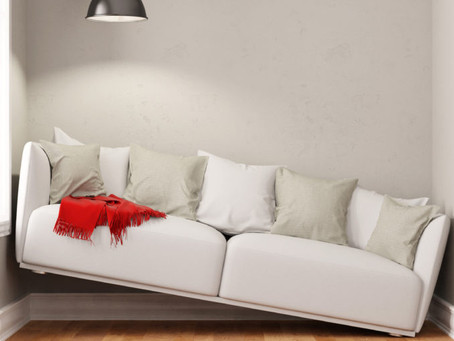 Small Spaced Sofas