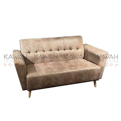 Hanna Italian Leather Sofa