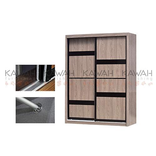 Karis Designer Modular Wardrobe 5ft