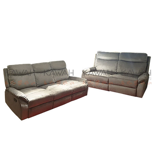 Nieve Fabric Sofa Recliner 3+2 Set