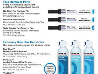 Check Out The Newest Products From MicroCare