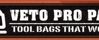 New Line Of Tool Bags - Veto Pro Pac
