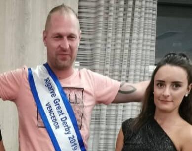 W. Rietkerken en Zoon Vencedor do Algarve Great Derby 2019