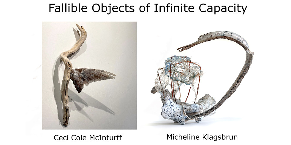 10:00 AM Online Event   Fallible Objects of Infinite Capacity