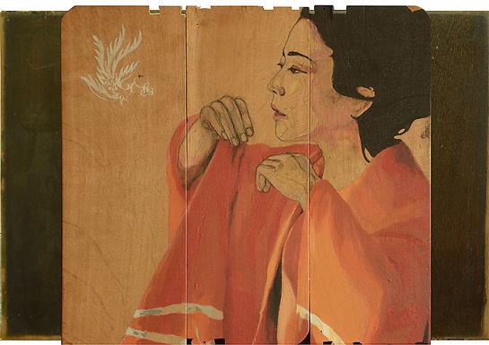Her Soul Kept Looking at Her by Clara Joris