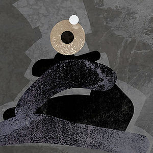 Gray In Repose by Brian Sheridan