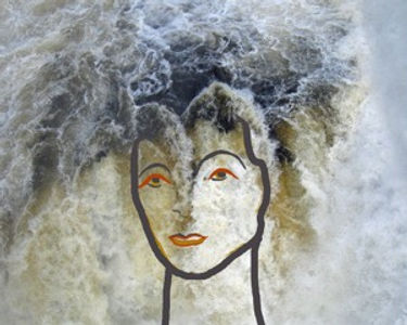 Our Lady of the Dam by Marjie Zelman