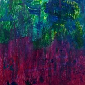 En Sanidad, a painting by Aisla Islava