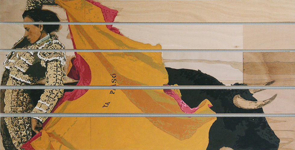 Gerade Vorbei (Just Over) by Clara Joris
