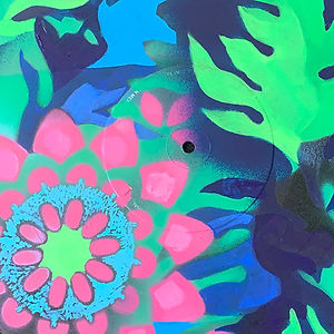 Corona Virus Series 18 Spring is Eternal by Christina Saj