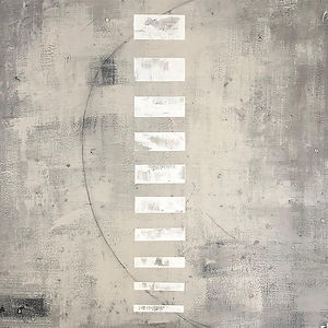 Slate, a painting by Shira Toren