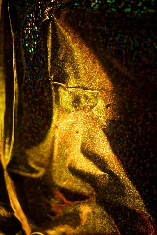 The Mask, a photograph by Dustan Osborn