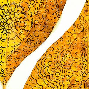 Sassafras Drawing 1 by Mimi Czajka Graminski