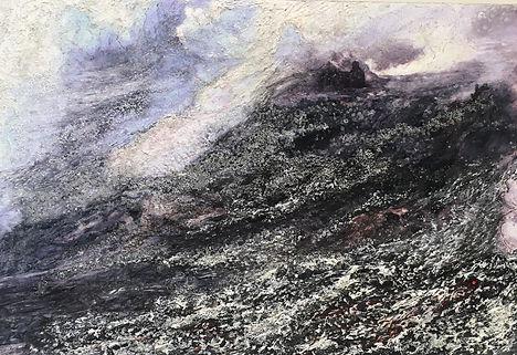 Volcanic Manifistation by Rosalind Schneider