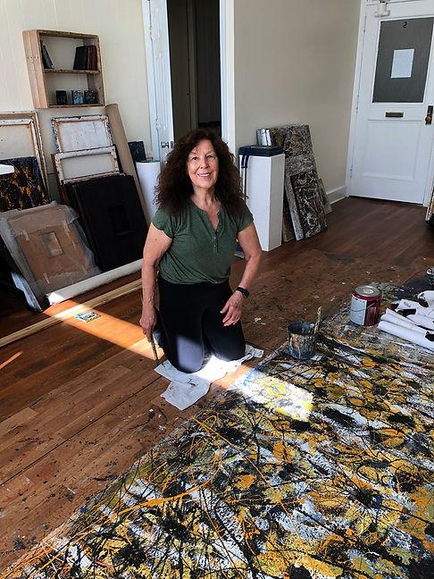 Ilse Schreiber-Noll in her Studio.jpeg
