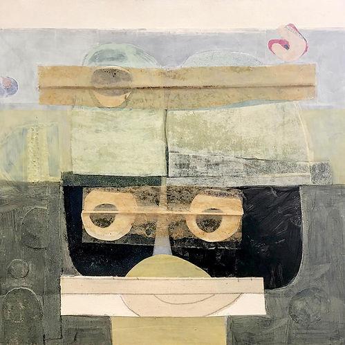 #9 Mashup, a collage by Nancy Nikkal