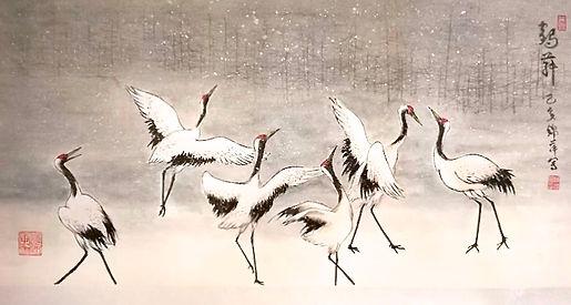 Polly Chan Cranes of Longevity.jpg