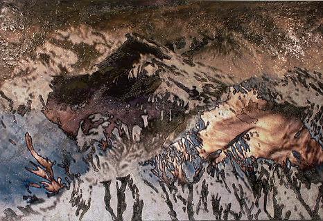 Aerial Vista 2 by Rosalind Schneider