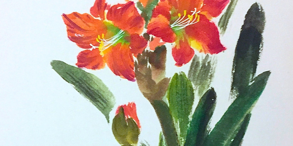 2:00 - 4:00 PM | February Zoom Painting Workshop