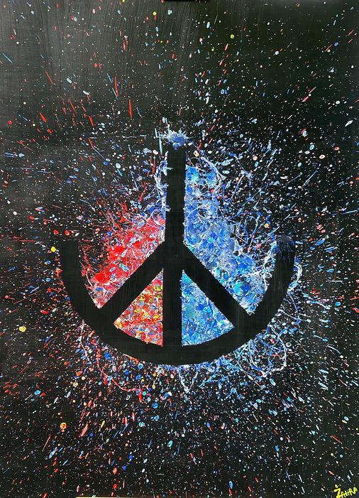 Peace by Zahra Jlayer