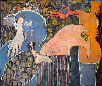 The Unfolding by Susan Lisbin